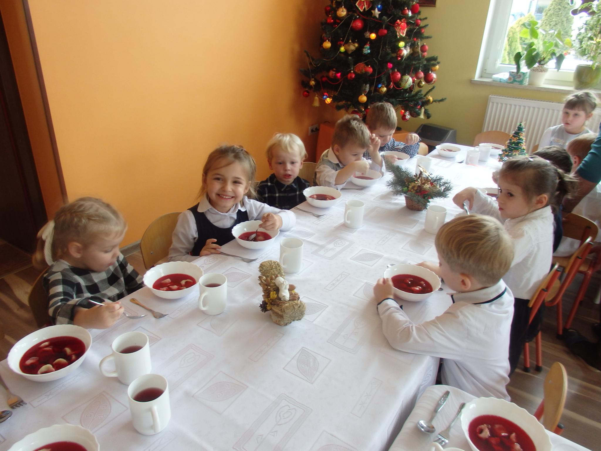 Radość Bożego Narodzenia wnaszej Przedszkolnej Wspólnocie