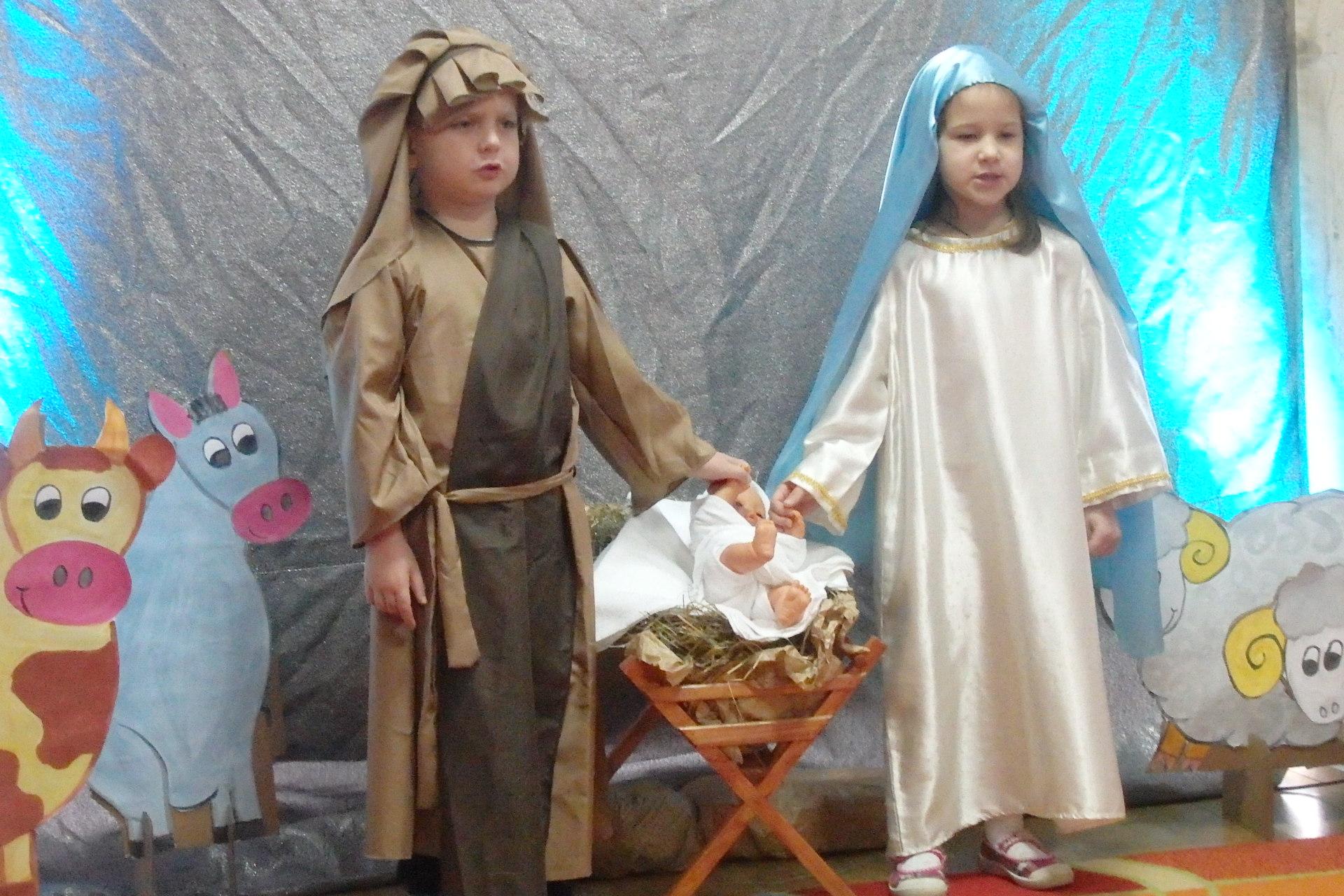Wspólnie zRodzicami świętujemy Narodzenie Pana Jezusa